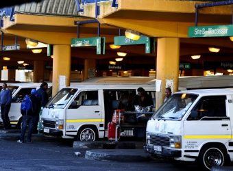 Taxi Rank Cape Town